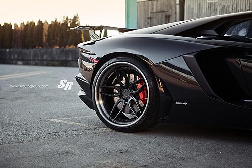 SR Auto再改《Lamborghini Aventador》超殺大牛再進化