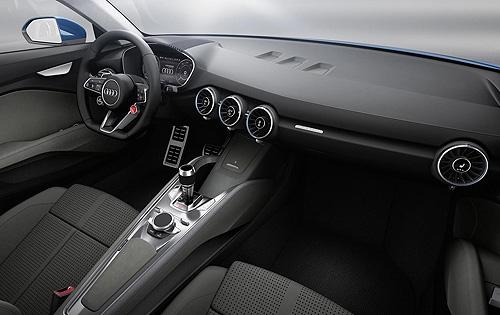 《Audi Allroad Shooting Brake》其實是下一代TT概念先驅?