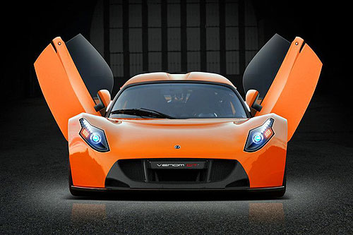 2013年式《Hennessey Venom GT2》馬力1500匹的怪獸級超跑~