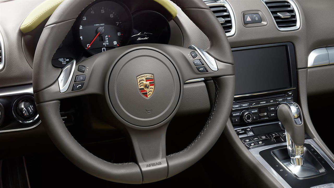 Porsche再添超級入門車 《Boxster / Cayman 211》