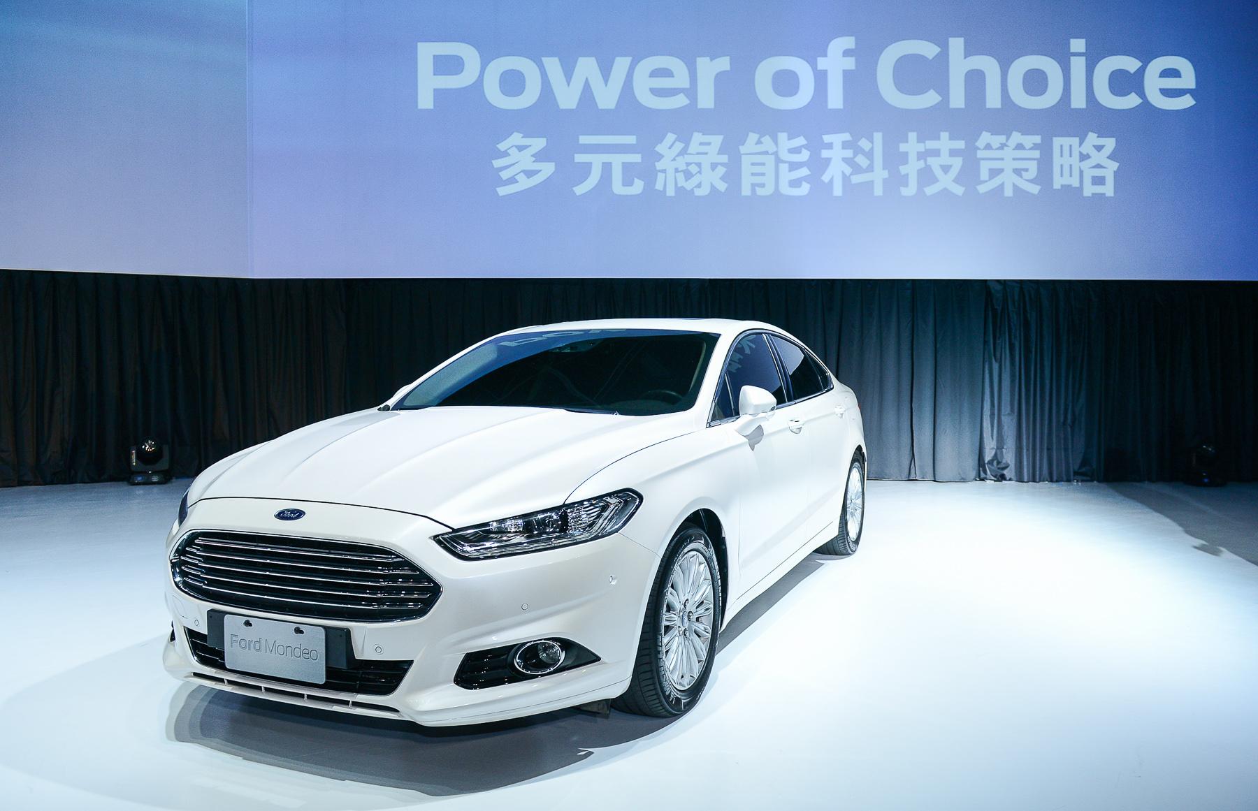 Ford產品涵蓋率再擴展 《Go Further品牌高峰會》四大產品全新亮相