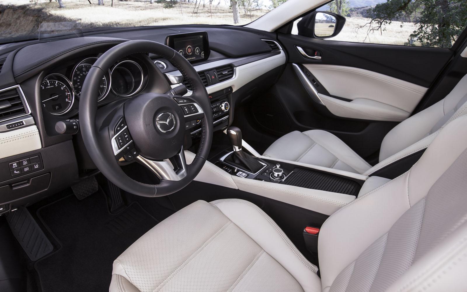 小改款《Mazda 6/CX-5》不寂寞  洛杉磯同步登場