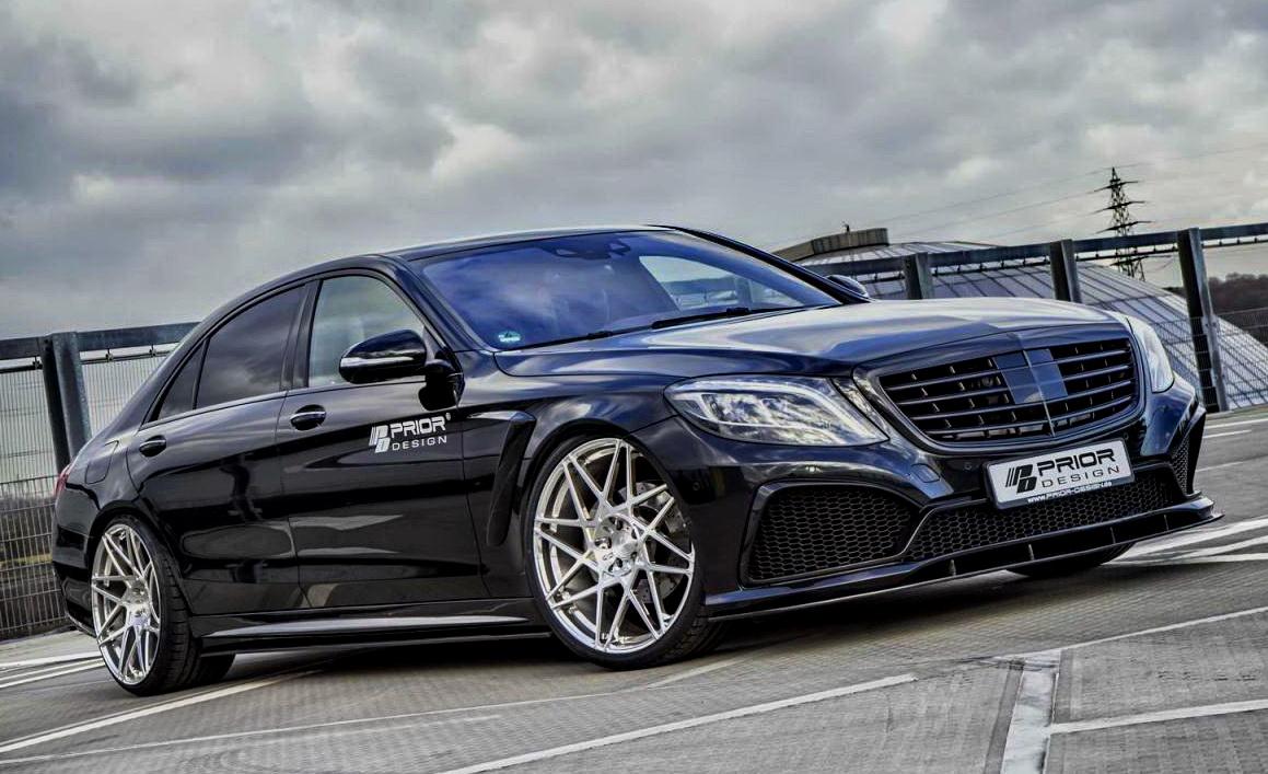 賓士《Mercedes-Benz S-Class》展現豪華新典範 Prior Design展現雙B的頂級感受