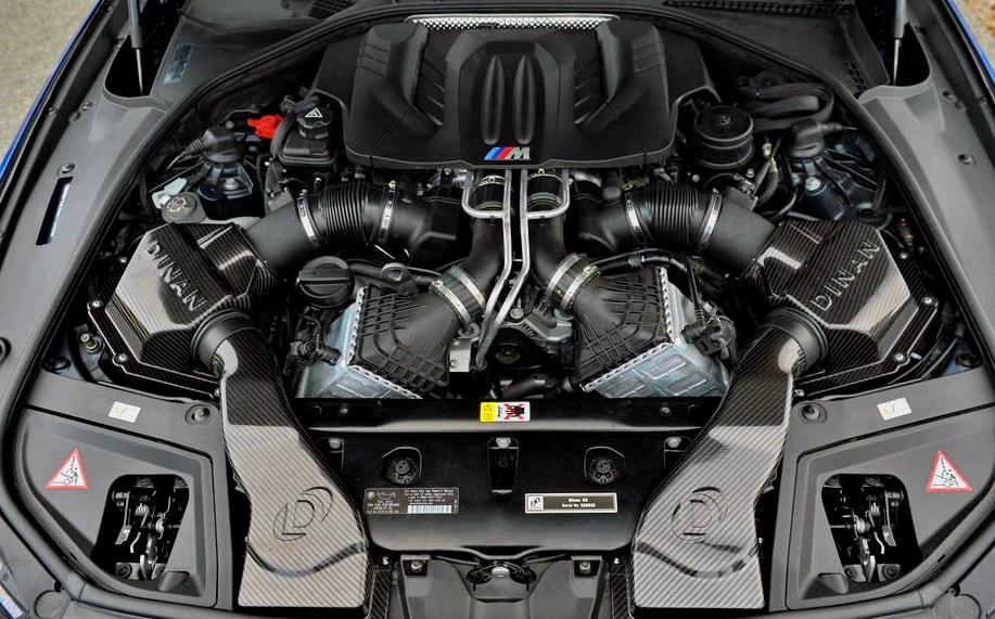 電腦ECU+進排氣系統之基本改裝 《BMW F10 M5》輕鬆提升115hp動力輸出