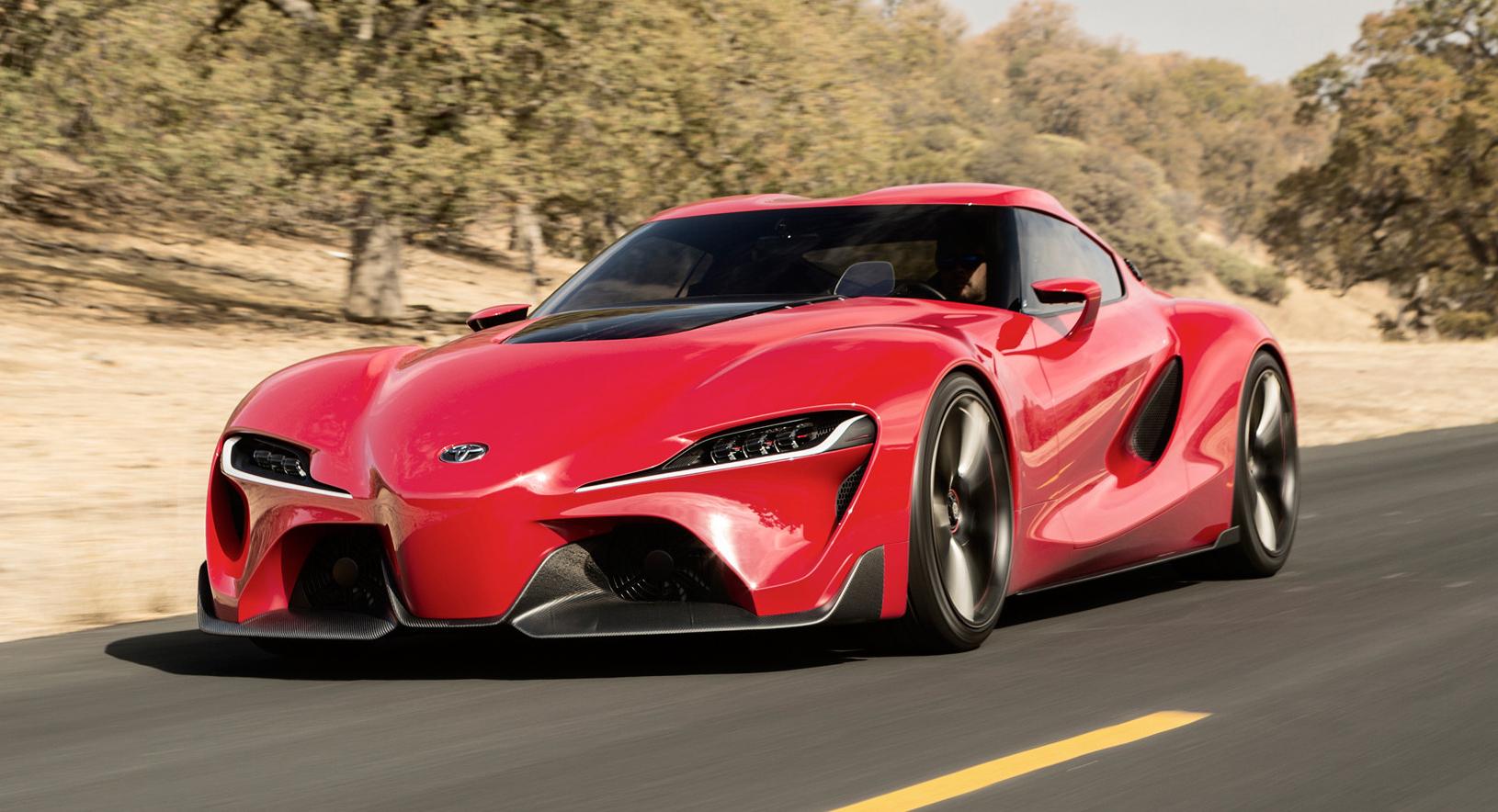 牛魔王復出有望?豐田《Toyota》最新進度傳言已經在美註冊《S-FR》商標