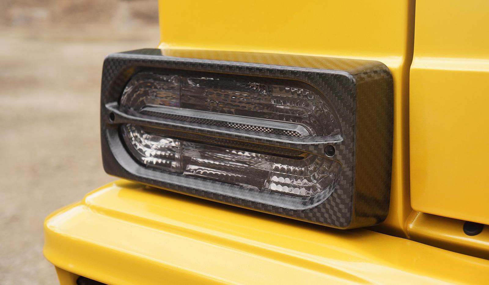 賓士《Mercedes-Benz G 63 AMG 6x6》征服地形也要征服目光 Mansory為新年式六輪野獸推出專屬套件
