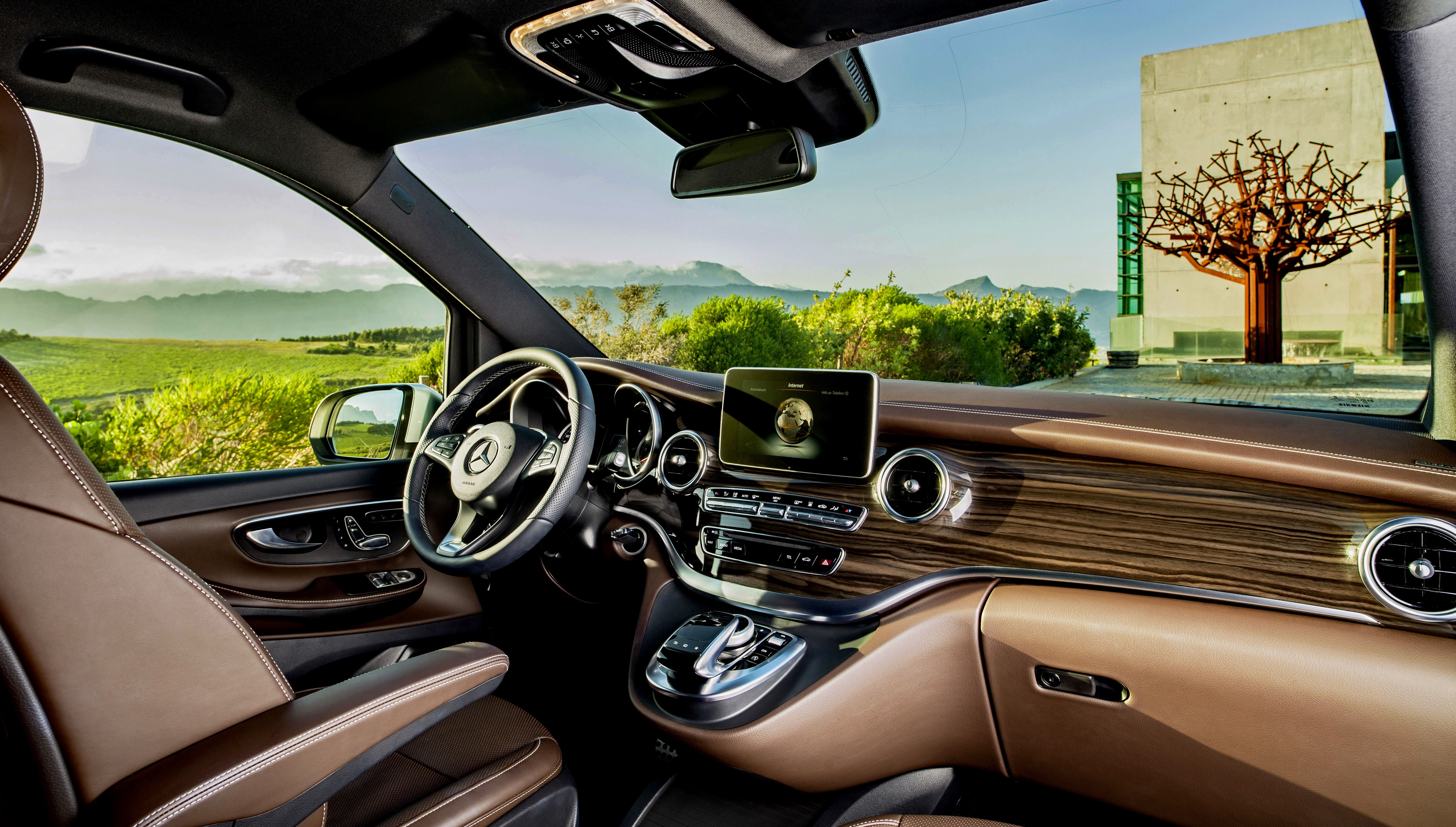 百變機能頂級商旅《Mercedes-Benz The new V-Class》精彩發表 給最多最好的豪華享受