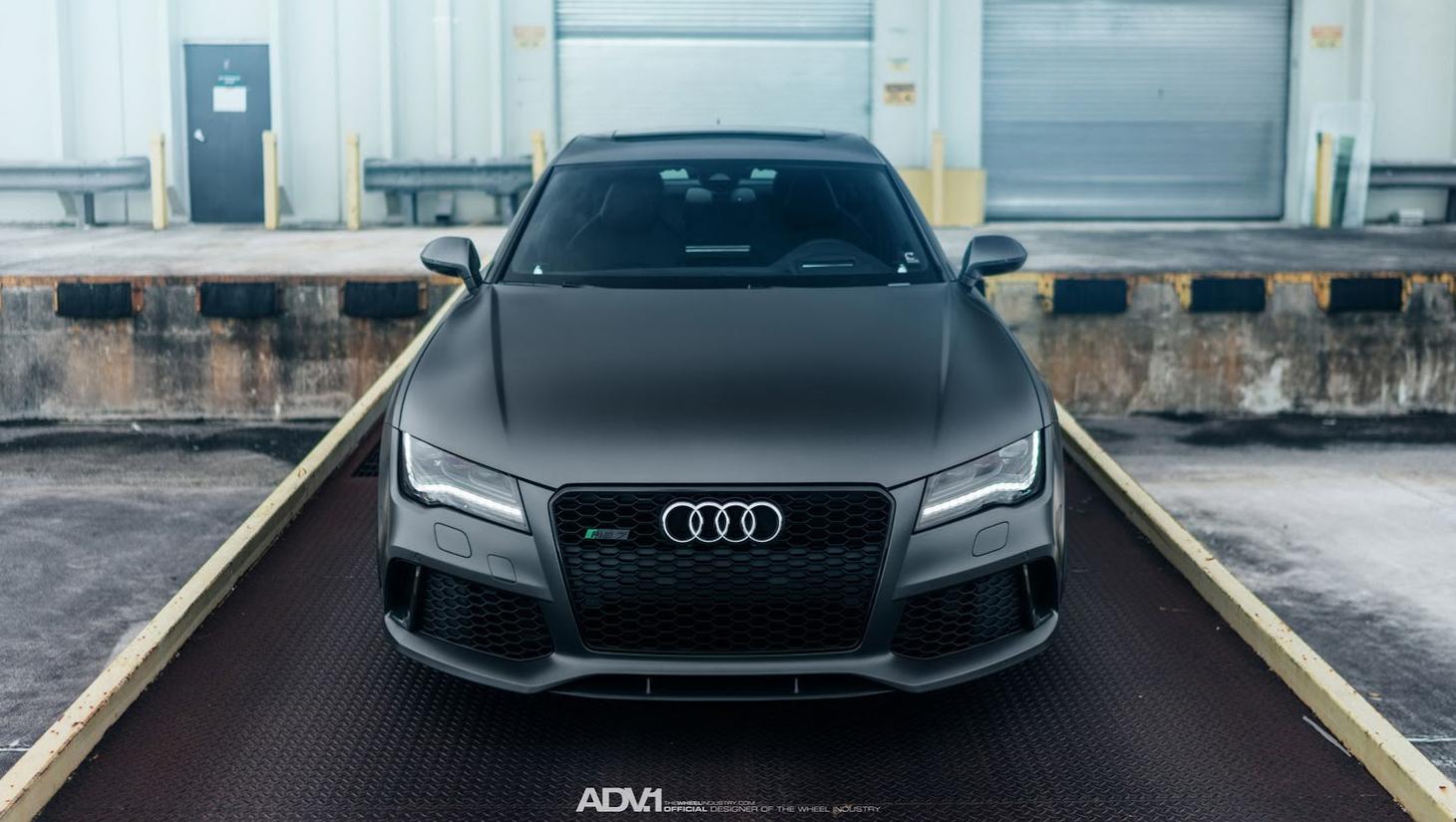 ADV.1魅力加持 奧迪《Audi RS7 Sportback》換鞋化身綠魔鬼 準備掠奪路人目光!