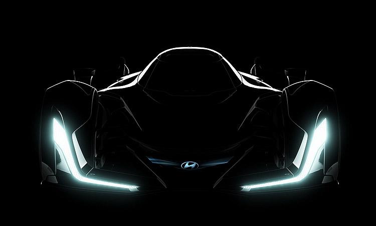法蘭克福車展高性能子品牌宣言 現代《Hyundai N 2025 Vision Gran Turismo》概念車即將降臨
