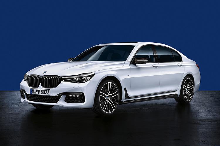 妝點性能風采  寶馬《BMW 7 Series》M Performance套件預約法蘭克福車展發表
