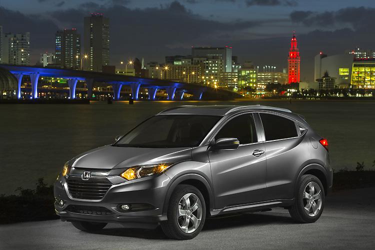 美式《Honda HR-V》改裝風格將現  SEMA改裝車展Honda演出陣容曝光