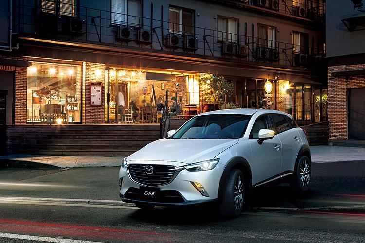 不再只有日製 泰製馬自達《Mazda CX-3》正式啟動