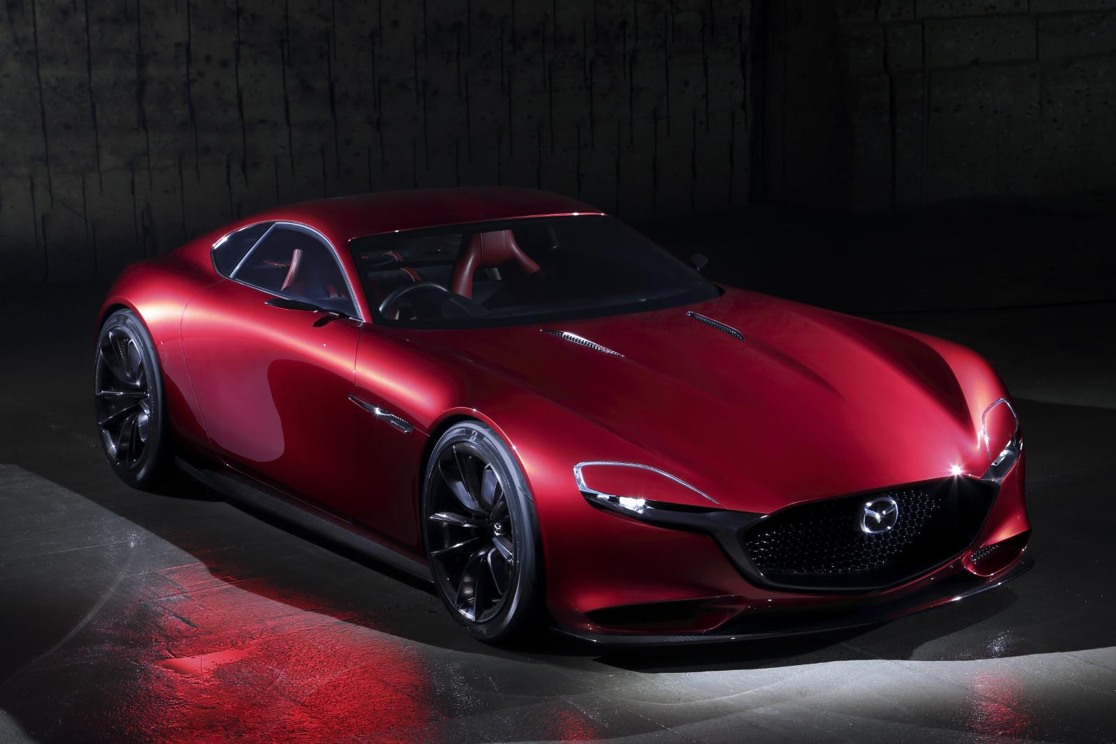 轉子引擎誕生50週年將至 馬自達《Mazda》全新RX後繼跑車2017年提前復出?