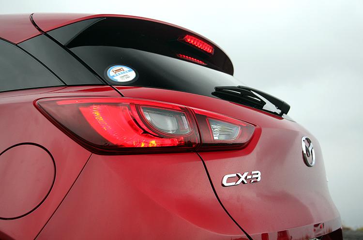 凜冬獻媚,魂動不已《Mazda CX-3 Sky-D 1.5》日本試駕(上)