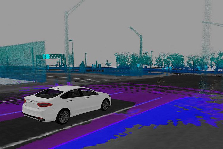 拓展Smart Mobility計畫   福特《Ford Fusion》自動駕駛車三倍速加快開發腳步