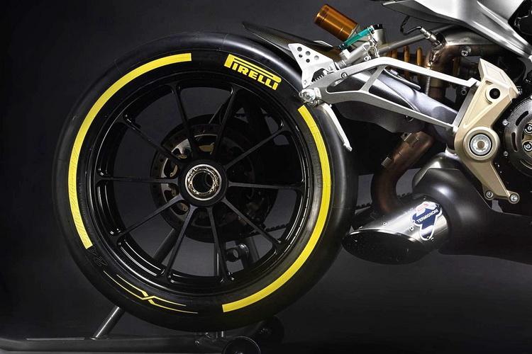 90年光陰的經典淬煉!《Ducati DraXter》一展不同魔性