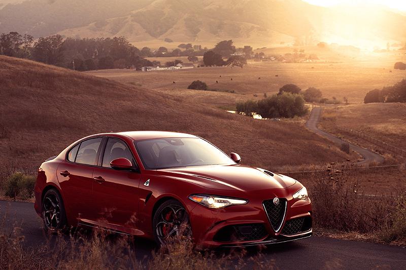 品牌復興指標 《Alfa Romeo Giulia》主流車型將現身日內瓦車展