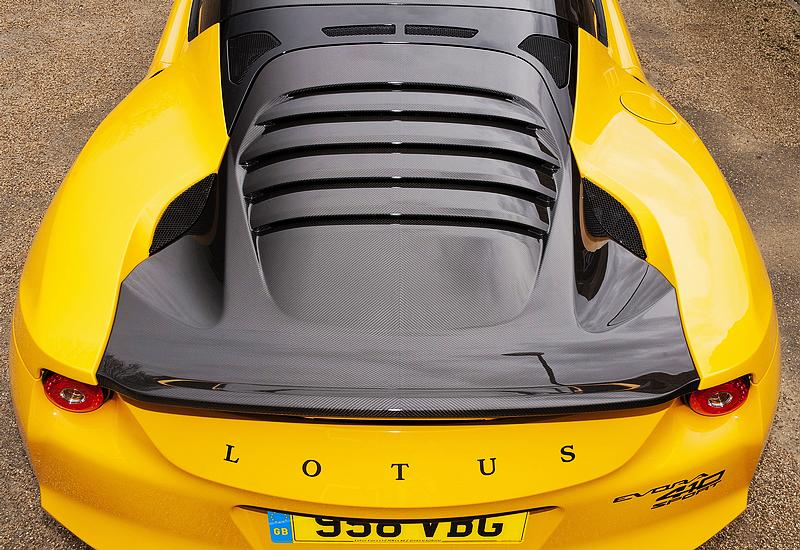 最強蓮花再進化  《Lotus Evora Sport 410》瘦身有成更添戰力!