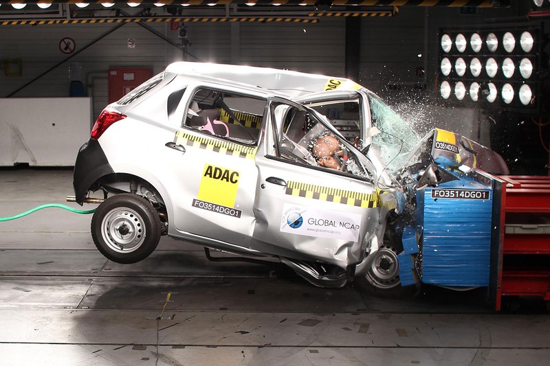 鐵棺材的末日!Global NCAP誓言2020年杜絕零顆星危險車款