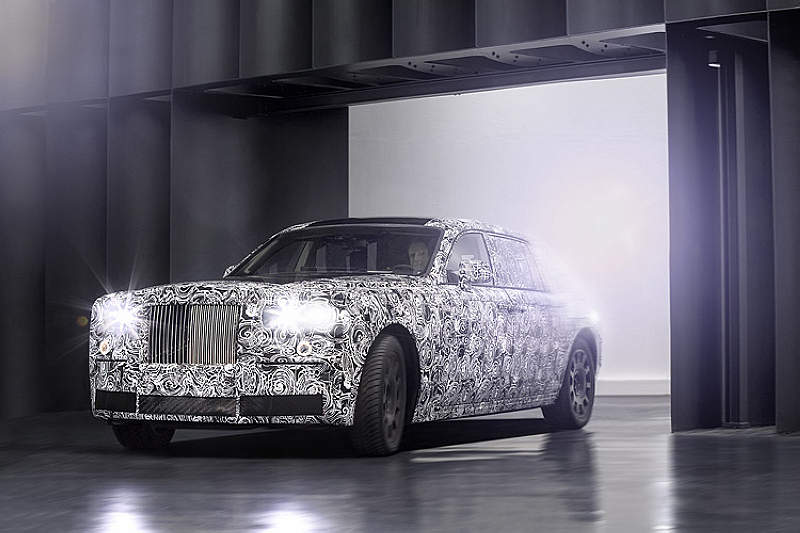 賦予最後禮讚  《Rolls-Royce》將於日內瓦車展推出第七代《Phantom》最終版本