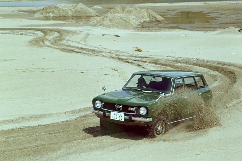 歷時44年 速霸陸《Subaru》達成累計生產1,500萬輛AWD車款