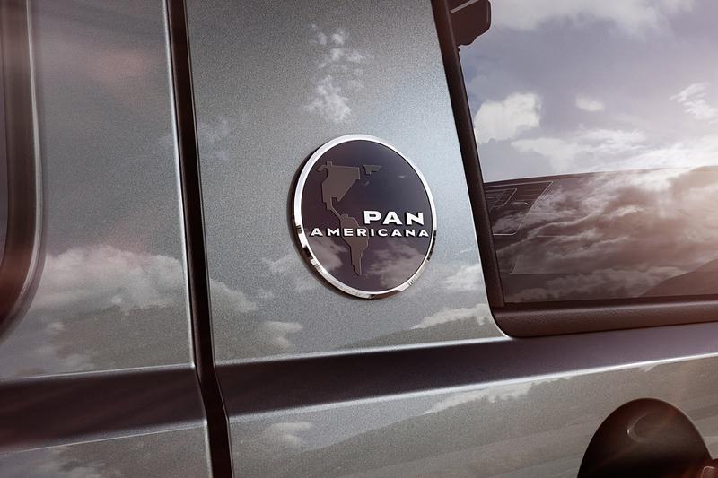 越野總裁商務艙  《VWCV Mutivan PanAmericana》預告歐陸5月上市