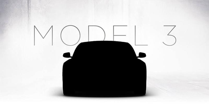 價格換算不到新臺幣115萬元 《Tesla Model 3》正式發表亮相