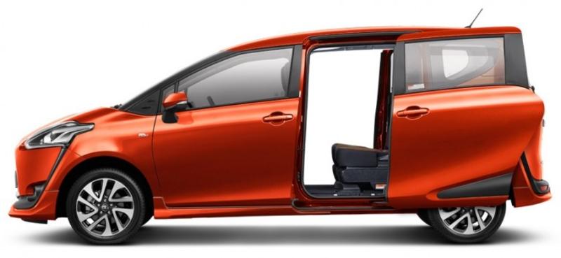 臺灣市場還得繼續等!《Toyota Sienta》印尼車展將發表上市