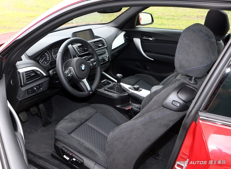 讓你重拾手排純粹的悸動─《BMW 220i Coupe 6MT》新車試駕