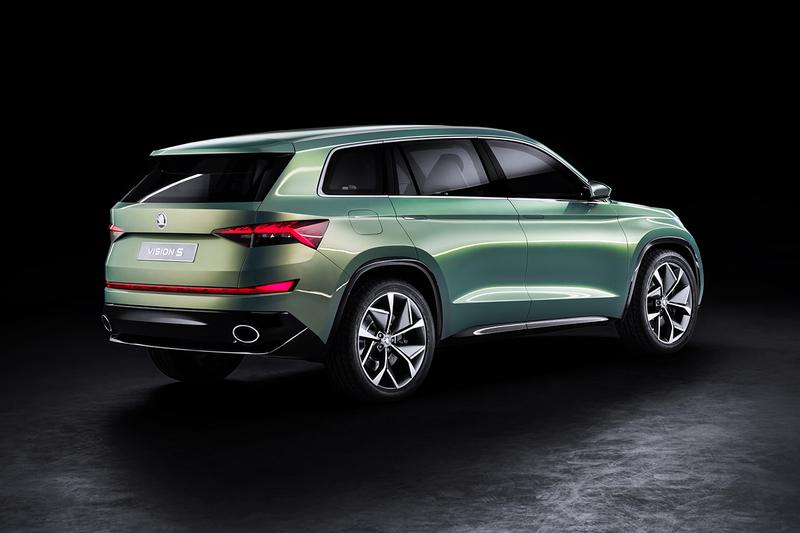 確定名為《Kodiaq》 《Škoda》7人座SUV預估2017下半年登陸臺灣