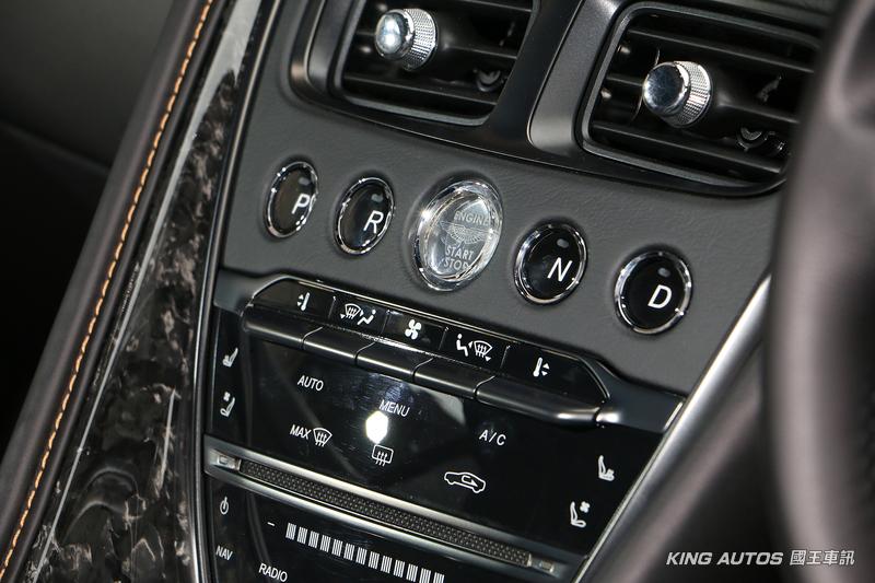 1,480萬元起晉身英國GT跑車!品牌革新力作《Aston Martin DB11》搶先抵臺發表