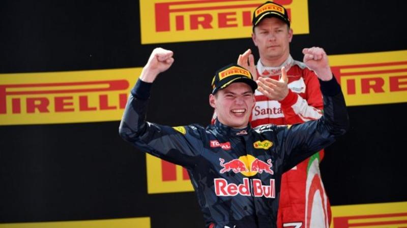 史上最年輕F1分站冠軍誕生  《2016 F1西班牙站》成績出爐
