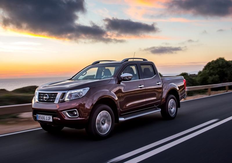 變成大股東合作更緊密!下一代《Nissan Navara》與《Mitsubishi Triton》可望共用平台