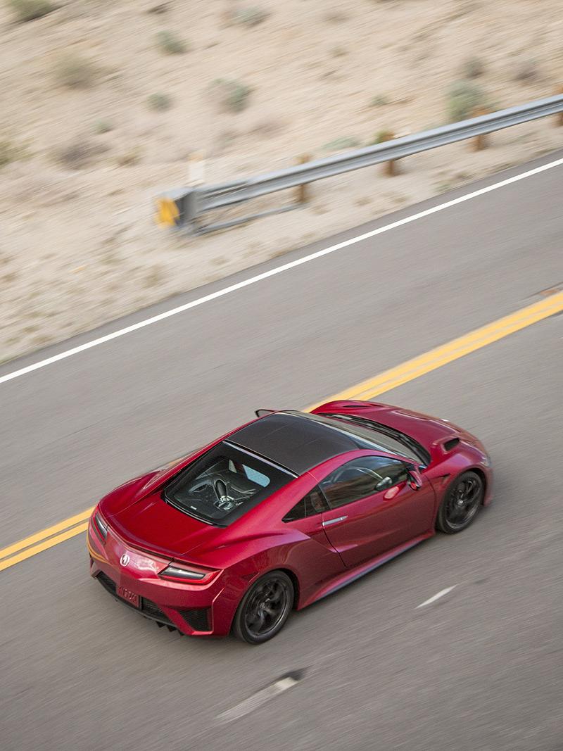 近台幣4,000萬得標!全球首輛《Acura NSX》量產車正式下線