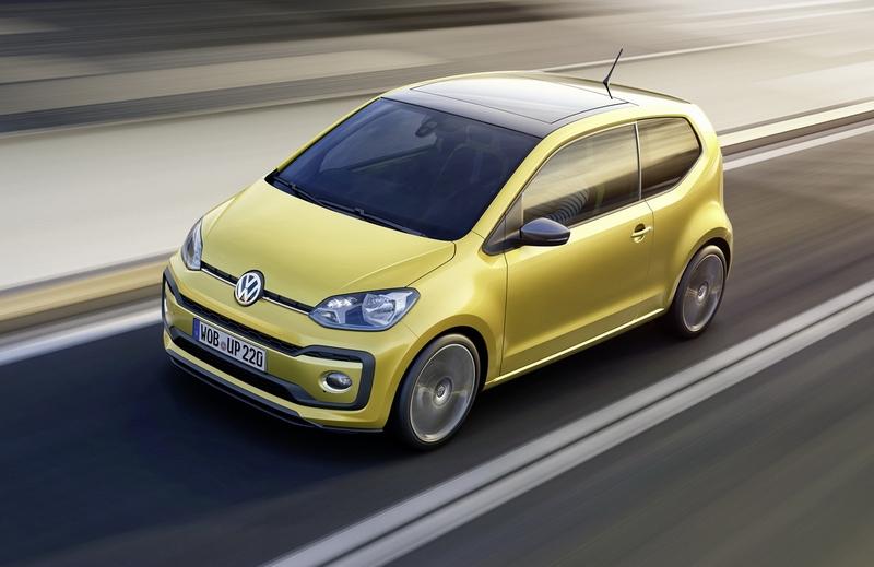從小改款《Volkswagen Up!》歐陸開賣 看臺灣微型車市場