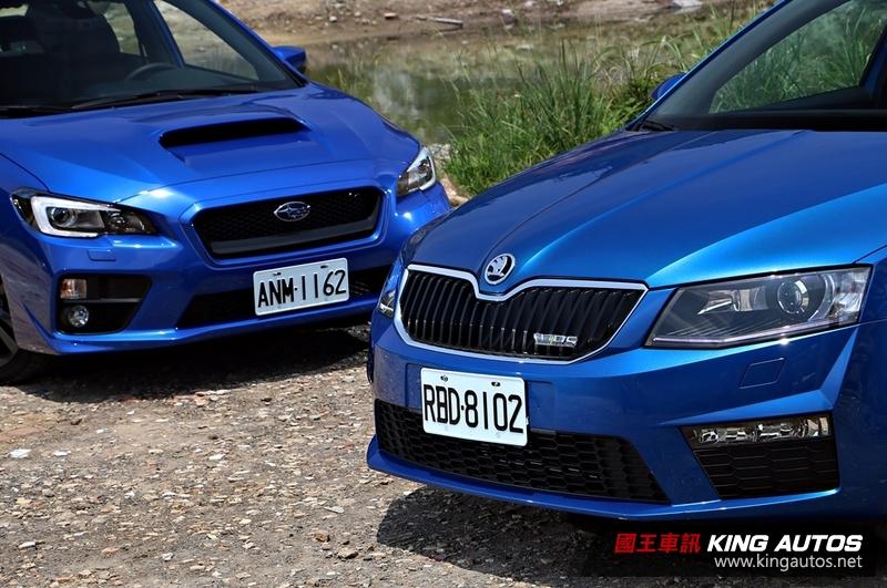 歐日性能房車對陣—《Škoda Octavia RS》vs.《Subaru WRX》空間配備篇