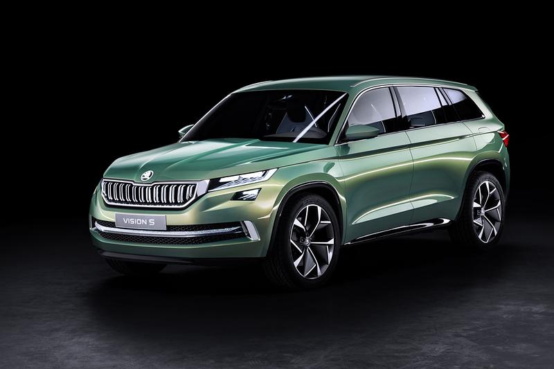 最快2017年下半年引進臺灣 偽裝車預告《Škoda Kodiaq》即將發表