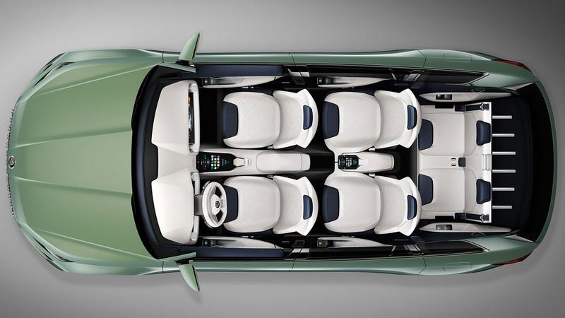 確定9月發表現身 《Škoda Kodiaq》預覽圖曝光展現7人座SUV外觀設計