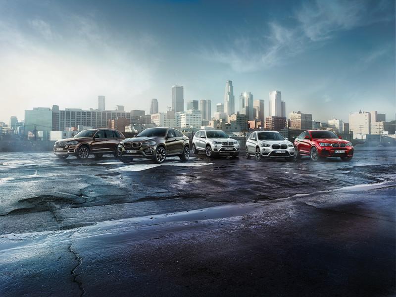 用VR虛擬實境體驗《BMW X系列》奔放魅力 「BMW X系列 冒險不受限」活動北中南即將展開