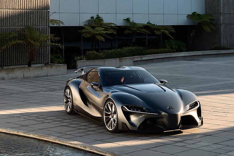 大coupé與小roadster 《BMW & Toyota》雙生跑車資訊愈趨明朗