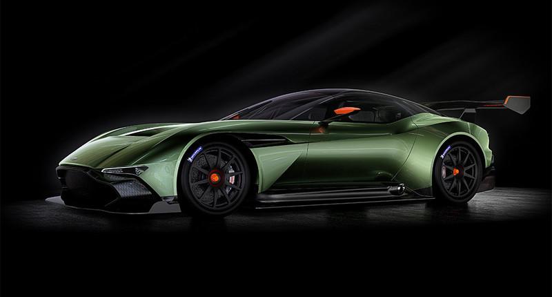 動力直逼《Aston Martin Vulcan》 下一代《Vanquish》馬力可望達到800hp