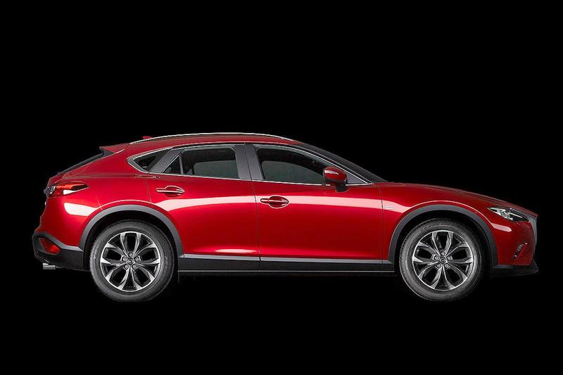 中國獨有就是狂!《Mazda CX-4》上市未滿月訂單已破萬張