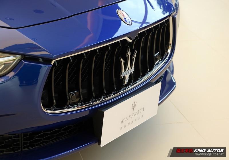 全臺唯一、嚴格篩選 《Maserati》原廠認證中古車正式啟動