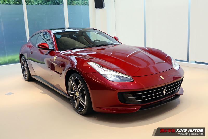 《Ferrari FF》後繼車售價調降 《Ferrari GTC4Lusso》臺灣發表1790萬元起