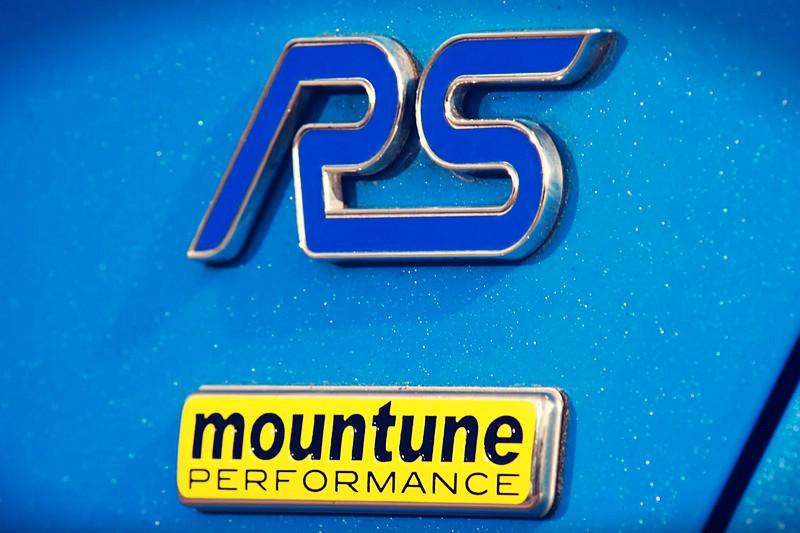 藍橢圓鋼砲再精進 Mountune操刀《Ford Focus RS》馬力直上380hp