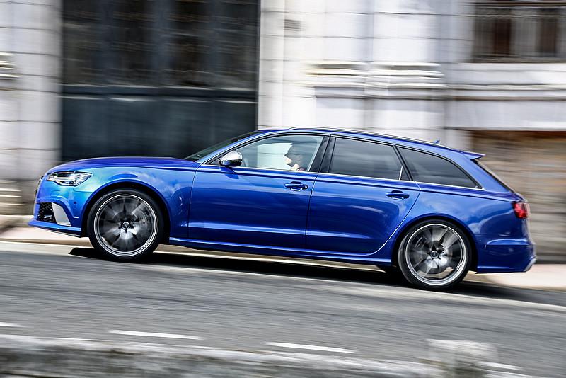 原廠就配蠍子管 《Audi》將Akrapovic鈦合金排氣系統列入《RS 6 Avant》選配