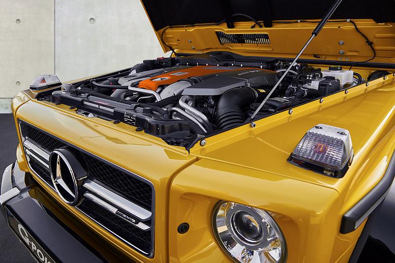 G-Power暴力加持 讓《Mercedes-AMG G 63》釋放645hp猛烈威力