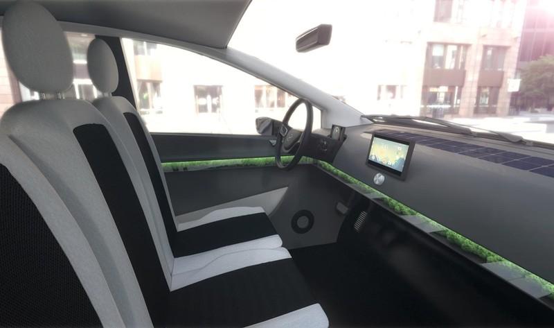 德國新創公司《Sono Motors》 集資打造《Sion EV》新世代太陽能車