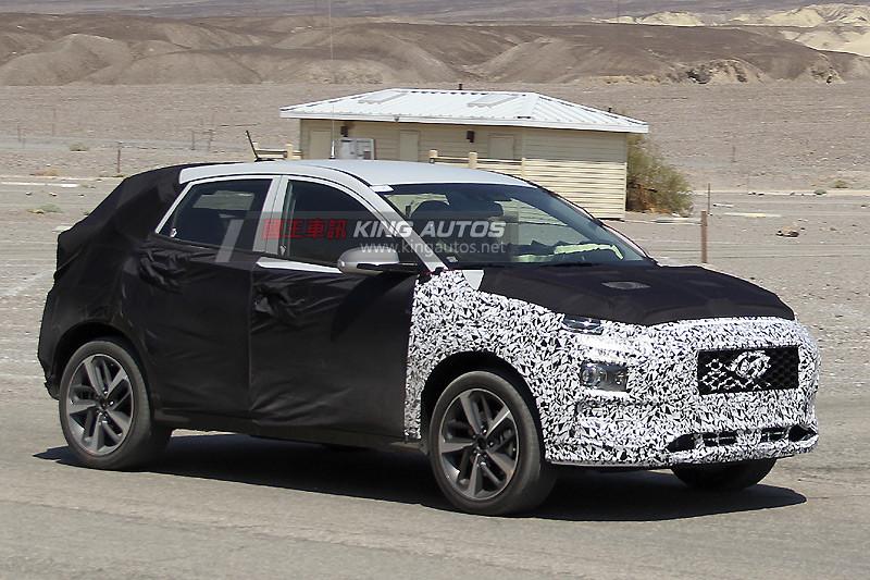 不差我這輛 現代《Hyundai》將推新車投入小型跨界休旅市場