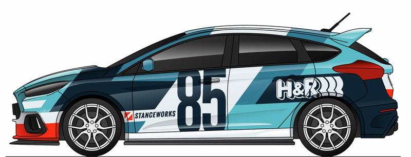 藍橢圓掀背鋼砲集結 《Ford》公佈2016 SEMA改裝車展《Focus & Fiesta》參展車單